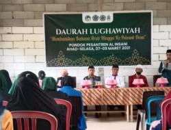 Pesantren Al-Insani Bersinergi Dengan HIMDIBA IAIM Sinjai Gelar Pelatihan Bahasa Arab