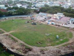 Nasib Stadion Mattoanging, Plt Gubernur Sulsel: Tetap Dibangun, tapi Kita Masih Berutang