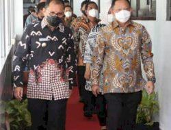 Kunker Ke Balaikota Makassar, Mendagri Sebut Danny Pomanto Pemimpin yang Konseptual