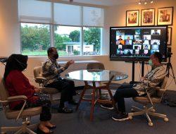 Sukseskan Makassar Recover, Danny Koordinasi ke Dirjen Dukcapil Soal Sinkronisasi Data