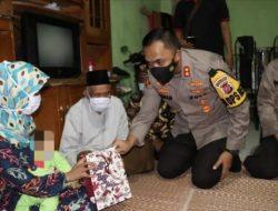 Dapat Bantuan dari Presiden,Istri terduga teroris disukabumi terharu