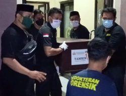 Dikawal Aparat Bersenjata, Jenazah Terduga Teroris di Makassar Dipulangkan