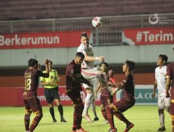 Hasil Leg Pertama Semifinal Piala Menpora 2021, PSM 0-0 Persija