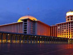 10 Hari Terakhir Ramadhan, Tak Ada Itikaf di Masjid Istiqlal