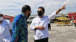 Dampingi Menteri Trenggono, Danny Pomanto Sebut Untia Pelabuhan yang Potensial