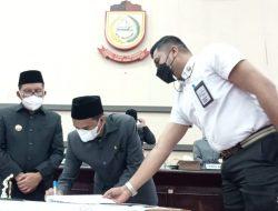 Danby Pomanto;Akhirnya DPRD Kota Makassar Sahkan Perubahan Status PD Pasar Menjadi Perumda Pasar
