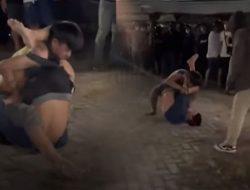 Video Viral Aksi Tarung Bebas di Makassar, Danny Pomanto Ajak Pemuda Masuk Olahraga Resmi
