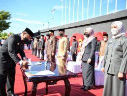 Lantik 47 Pejabat Administrator, Wali Kota Danny Minta Kembalikan Kejayaan Makassar