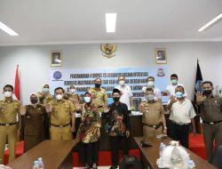 Pemkot Makassar-BNN Sulsel Komitmen Berantas Narkoba,Wujudkan Kelurahan Bersinar