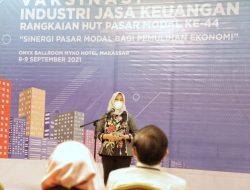 Fatmawati Harap Vaksinasi Industri Jasa Keuangan, Bentuk Herd Immunity  Di Tengah Masyarakat