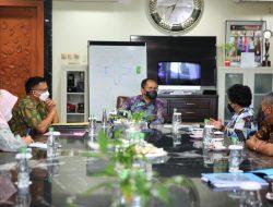Perwakilan USAID IUWASH PLUS Temui Danny Bahas Pengelolaan Air Limbah Domestik