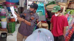 Pedagang Pasar Panakkukang Akhirnya Berjanji Membayar Tunggakan Jasa Produksi Sejak 2019